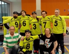Segunda Jornada de la Liga Vasca 2015 de Goal-ball