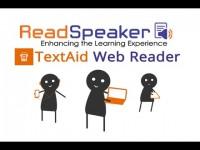 ReadSpeaker TextAid: MÁS  QUE  UNA HERRAMIENTA DE LECTURA EN VOZ PARA BAJA VISIÓN